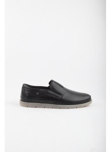 Tripy Deri Ayakkabı Siyah